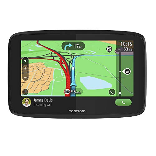 TomTom GPS Voiture GO Essential 6'' - 6 Pouces, Cartographie Europe 49...