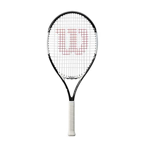 Wilson Roger Federer 26 Aluminum Tennis Racquet, 4 .0inches