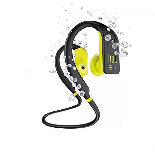 Fone de Ouvido Bluetooth JBL Endurance DIVE Á prova de água Preto/Verde JBLENDURDIVEBNL