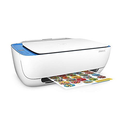 HP DeskJet 3639 - Impresora Multifunción (imprime, escanea, copia,...