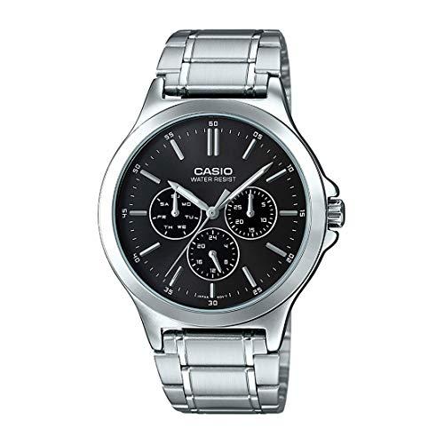 Casio Analog Black Dial Men's Watch-MTP-V300D-1AUDF (A1173)