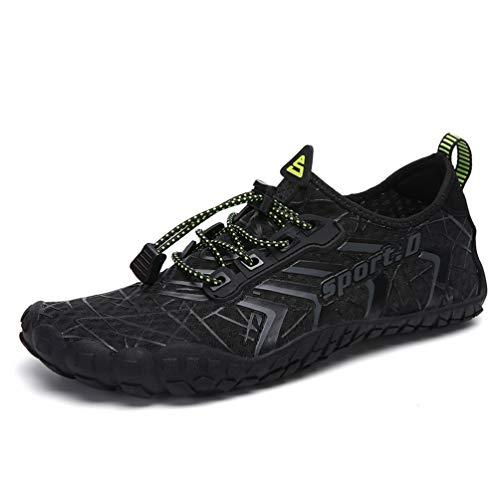 UBFEN Mens Womens Water Shoes Aqua Shoes