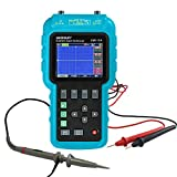 Handheld Oscilloscope Digital Multimeter 3 In 1 Color LCD Display DMM 50MHz Single Channel