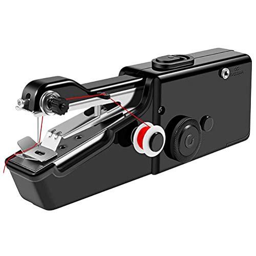 Mini Macchina da Cucire Portatile, Macchina da Cucire Elettrica Portatile per Uso Domestico per...