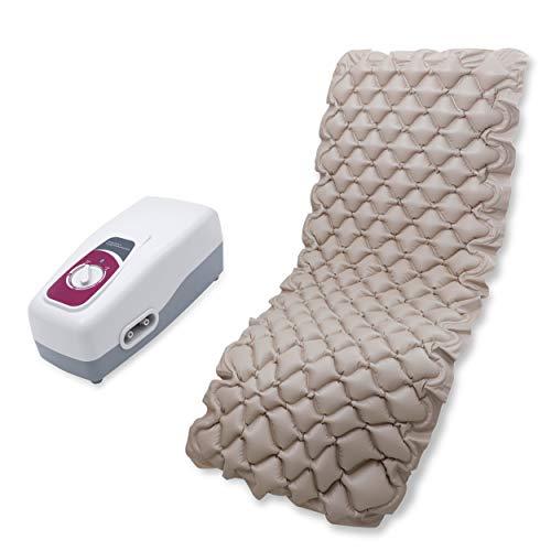 Romsons Anti-Decubitus Air Pump and Bubble Mattress for Prevention of Sorenil Bed Sore and Pressure...