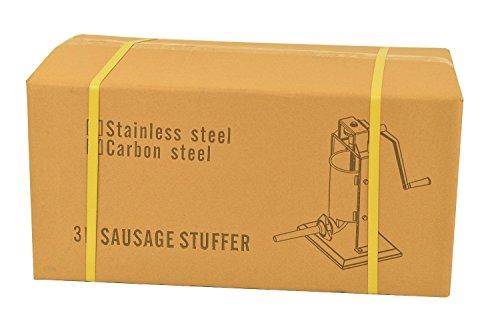 Product Image 5: Hakka Sausage Stuffer and Vertical Sausage Maker (7Lb/3L)