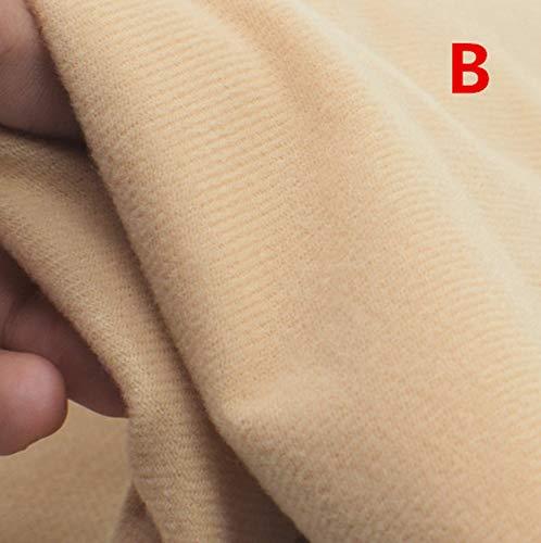 50 x 145 cm color carne, tela textil de fibra de alta densid