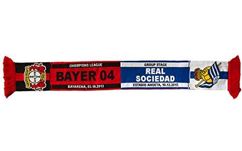 Bayer 04 Leverkusen - Bufanda para bebé