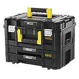 Stanley FMST1-71981 Kit 2 Mallettes Modulable Tstak/ PRO-STACK Gamme Fatmax...
