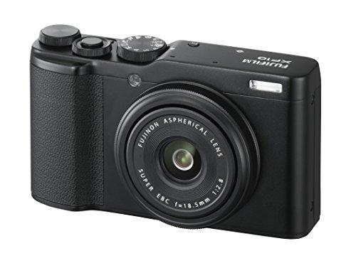 富士フイルム デジタルカメラ XF10 ブラック XF10-B