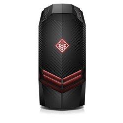 OMEN by HP Gaming Desktop Computer, Intel Core i7-8700K, NVIDIA GeForce GTX 1080 Ti, 16GB RAM, 2TB Hard Drive, 512GB SSD, Windows 10 (880-130, Black)