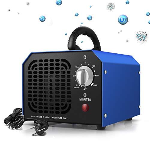 Generatore di ozono, 6000 mg/h, purificatore di odori, ozono e ozono