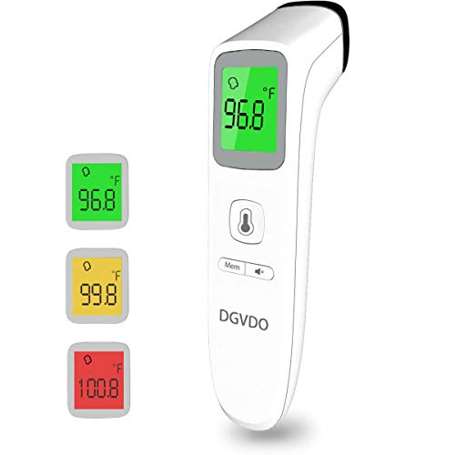 Forehead-Thermometer-for-Adults-Touchless-Infrared-Digital-Thermometer-No-Touch-for-Fever-Baby-Kids-Child-with-Batteries-Fever-Alarm-35-Groups-Data-Storage