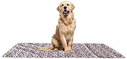 YOUR VIP SKIN - Tappetino Addestramento per Cani, extra grande, 140 x 100 cm,Tappetini Assorbenti Riutilizzabile e Impermeabile, Materassino lavabile per animali domestici
