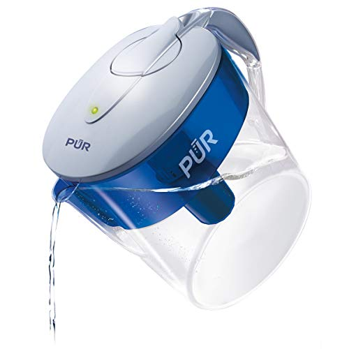 PUR CR1100CV Classic Water Filter Pitcher Filtration System,...