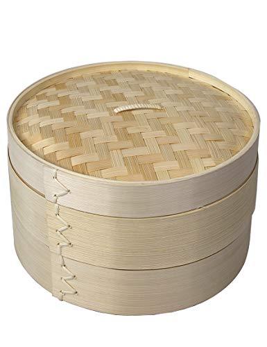MadeTerra Cuiseur vapeur en bambou...