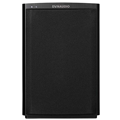 Dynaudio 960242 Xeo 2 Bluetooth-Lautsprecher schwarzer Satin