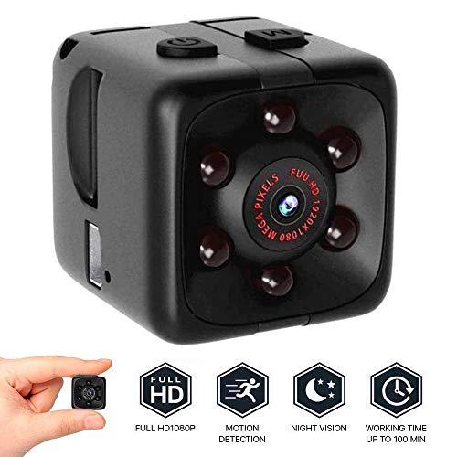 oil-LIKIO Camera Mini Full HD 1080P DV Action Security...