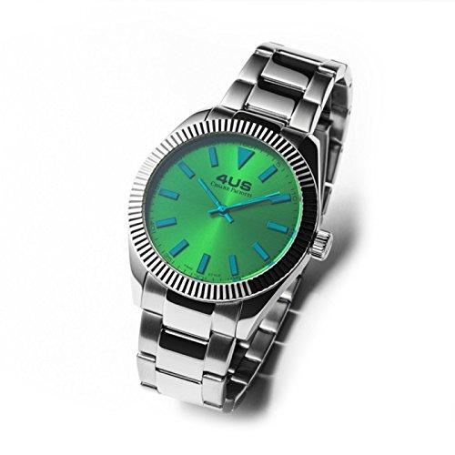 Cesare Paciotti 4US orologio glass acid green acciaio T4LS192