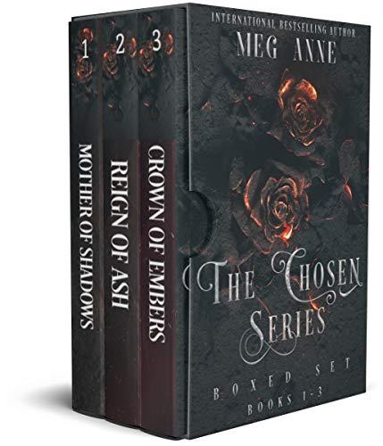The Chosen Series Boxed Set: Books 1 - 3 by [Meg Anne]