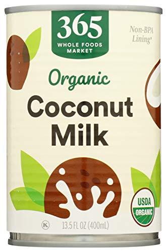 365 by WFM, Coconut Milk Organic, 13.5 Fl Oz