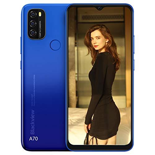 Blackview Smartphone a A70 Android 11 5380mAh Batería Grande...