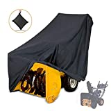 Rziioo 210D souffleuse Couverture, imperméable, Protection UV, Covers...