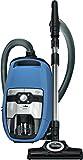 Miele Blizzard CX1 Turbo Team Bagless Canister Vacuum Tech Blue...