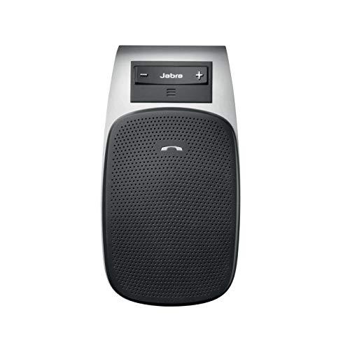 Jabra Drive Bluetooth KFZ Freisprecheinrichtung (Sprachführung, Multiuse, sicheren telefonieren im Auto durch Anbringen an der Sonnenblende) schwarz