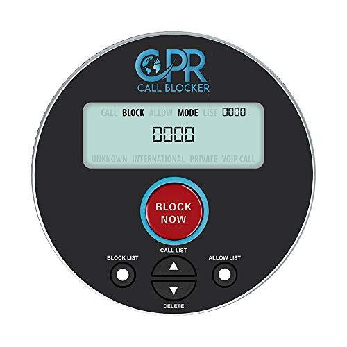 CPR V10000-2 bloqueurs d'appels en 1. Bloquez Tout, sauf Les numéros Que Vous Voulez ou Bien...