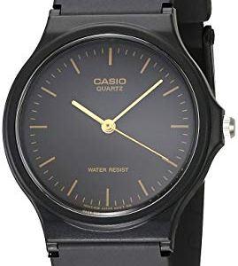 Casio Men's MQ24-1E Black Resin Watch 26