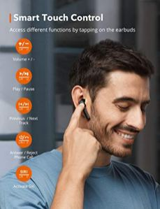 Wireless-Earbuds-TaoTronics-SoundLiberty-92-Bluetooth-50-Earbuds-With-Charging-Case-Hi-Fi-Stereo-TWS-True-Wireless-Earbuds-With-Mic-Smart-Touch-Control-IPX8-Waterproof-30H-PlayTime-Wireless-Earphone