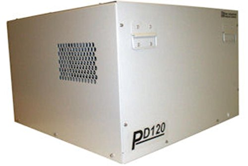 Ebac PD120 110 Pint Commercial Dehumidifier With a Convenient Drain Point