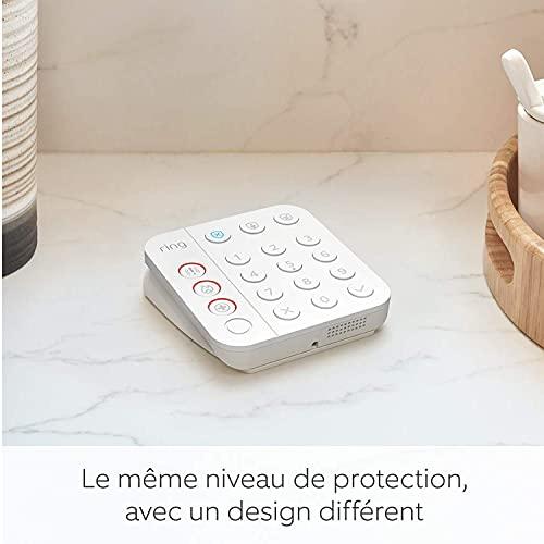 41o8Cv9gTOS._SL500_ [Bon plan] Ring Alarm Kit 5 pièces (2e génération) avec Ring Indoor Cam par Amazon | Système de sécurité domestique ...