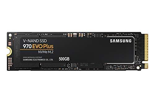 Samsung Memorie MZ-V7S500 970 EVO Plus SSD Interno...