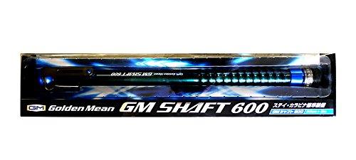 ゴールデンミーン(Golden Mean) GMシャフト 600