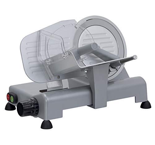 RGV Lusso 195 GL Affettatrice, Color argento, Diametro 19.5 cm 43x30x29.2cm
