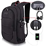 Travel Laptop Backpack Water...