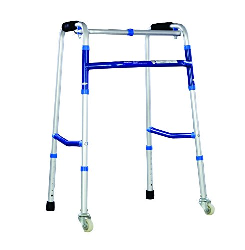 Dyna Rehaid Walking Frame with Wheels