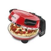 G3Ferrari G10032 Forno Pizza Plus, 1200 W, 1 Liter, 18/10_Steel, Rosso