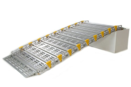 Roll A Ramp 9' Long X 30' Wide Ramp