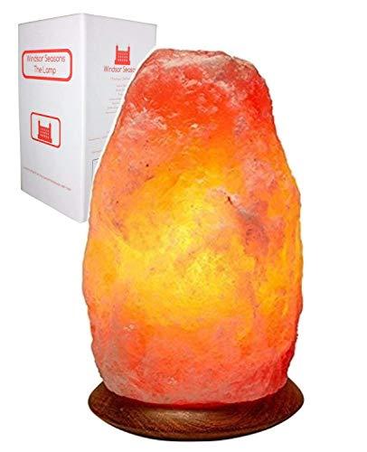 Windsor Seasons Hand Crafted Natural Large 9-Inch Crystal Himalayan