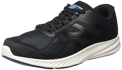 new balance Men's 490V6 Black Running Shoes-11 UK/India (45.5 EU)(11.5 US) (M490CB6)