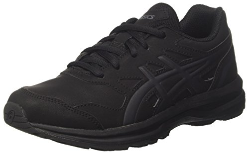 Asics Gel-Mission 3, Zapatillas de Marcha Nórdica para Mujer, Negro (Black/Carbon/Phantom 9097), 38 EU