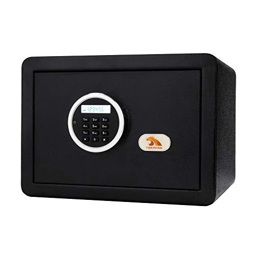 TIGERKING Digital Security Safe Box Fashion Black