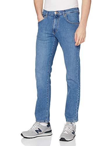 Wrangler Arizona, Jeans Straight Uomo, Blu (Fuse Blue 40d), W42/L34