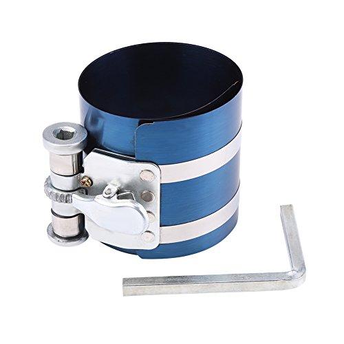 Attrezzo a cricchetto per banda di installazione compressore compressore anello pistone KIMISS (3...