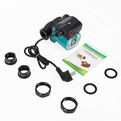 Pompe de circulation 100 W Pompe De Surpression Booster 65 L/min Pompe à Eau Chaude Circulation Chauffage