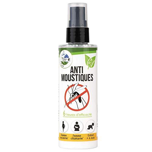 Terra Nostra Anti moustiques 6H Naturel Femme enceinte, allaitante, enfant...