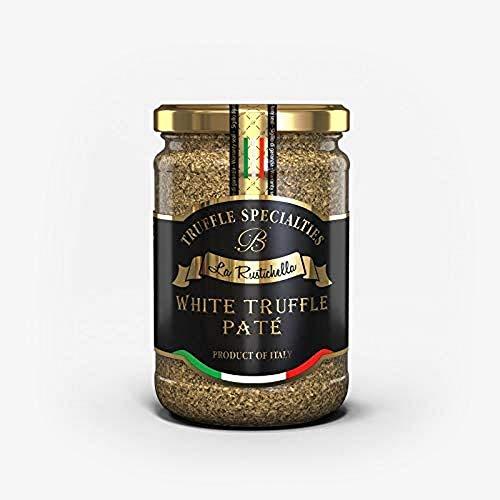 La Rustichella Weißer Trüffel Paté, 280 g